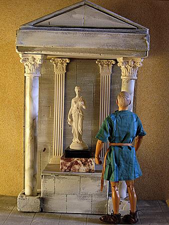 iuventas altar