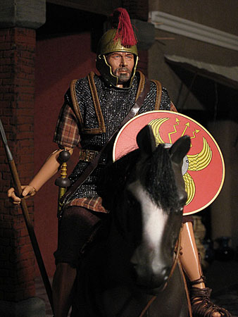 auxilia horseman