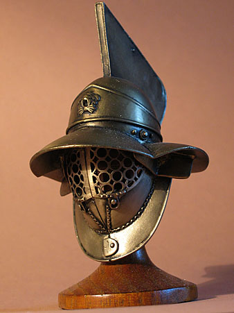 Myrmillo Gladiator Helmet