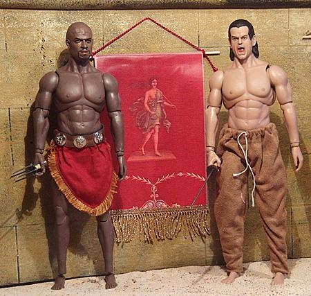 heroic muscle bodies