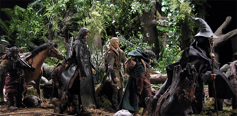 Lord Of The Rings The The Fellowship Of The Ring